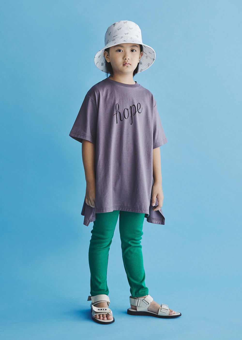 Back Flare T Shirt